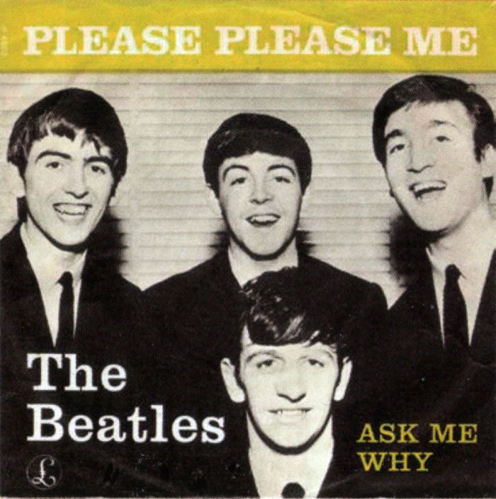 270 4 Please Please Me Single