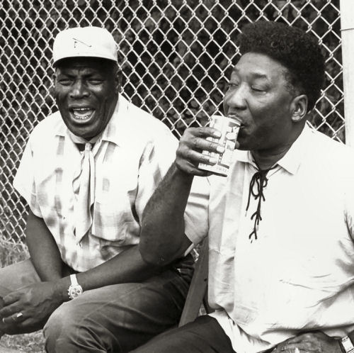 279 3 Howlin Wolf en Muddy Waters