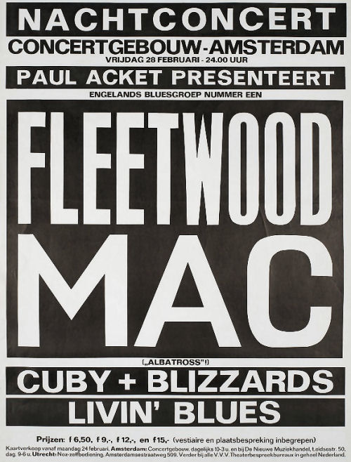 279 6 Fleetwood Mac CB LB
