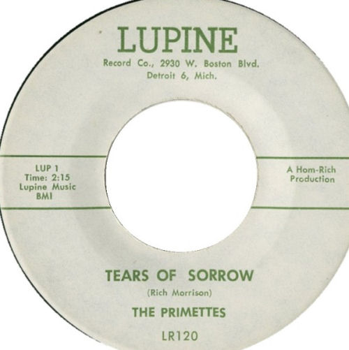 281 5 Primettes Tears of sorrow