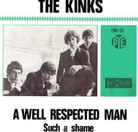290 1 Kinks Well Respected Man