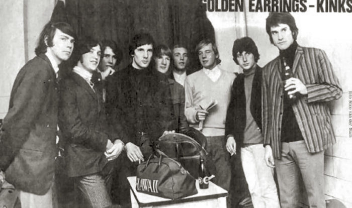 290 5 Golden Earrings Kinks Beverwijk 21 11 1965