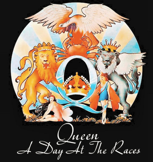 310 1 Queen A day at the races