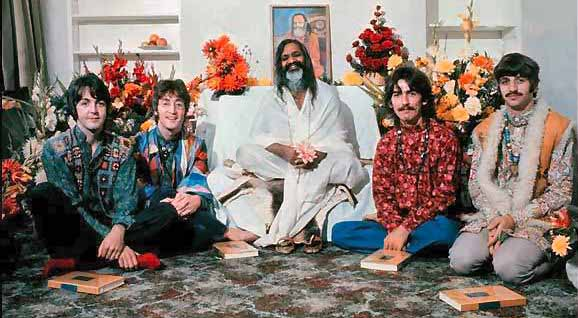321 4 beatles maharishi 11