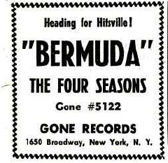 334 5 Four Seasons 1962 1 27 BB