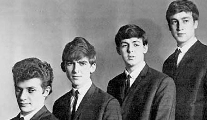 339 7 Pete Best Beatles