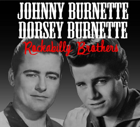 348 6 Dorsey Johnny Burnette