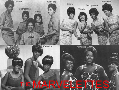 351 6 Marvelettes fotos