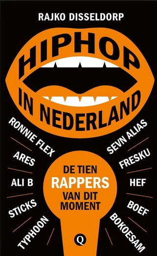 355 3 Hiphop in Nederland