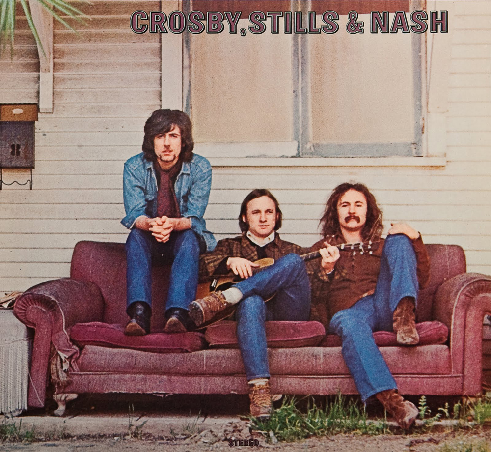 376 1 Crosby Stills Nash