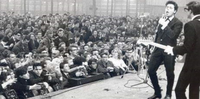 256 3 Cliff Richard in Rotterdam 1962