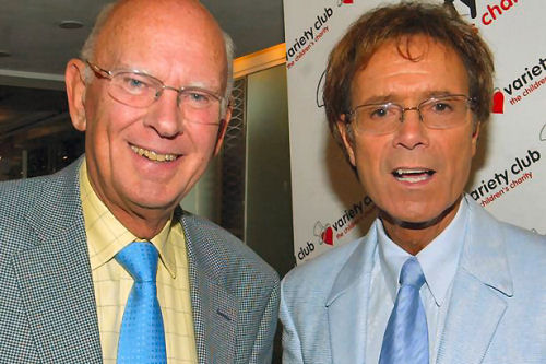 256 4 Bill Latham en Cliff Richard