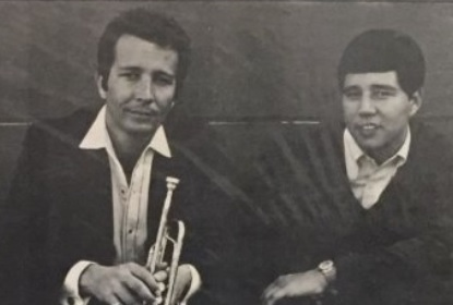 394 5 Herb Alpert en Chris Montez