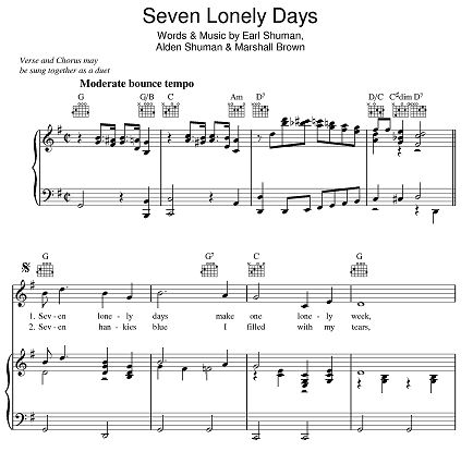 64-1 Seven Lonely Days-2