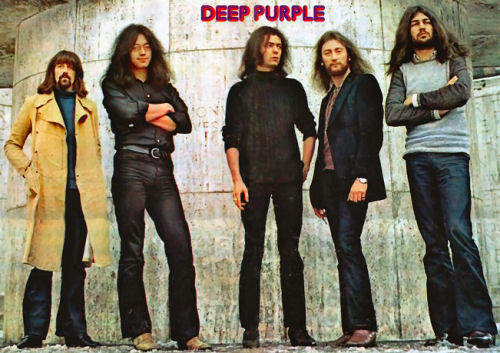88a - Deep Purple 1971 januari - amsterdam