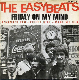 108.3 Easybeats Friday on my mind