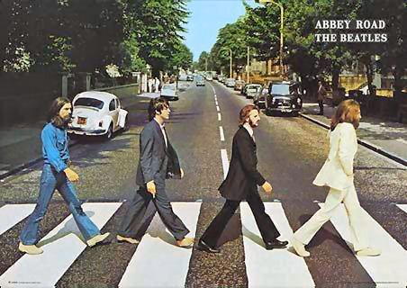 126 - 5 Abbey Road Beatles