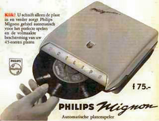 129 - 2 Philips Mignon adv
