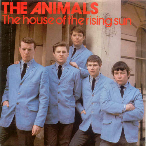 264 3 Animals House of the Rising Sun