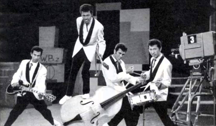 293 2 Tielman Brothers AVRO tv
