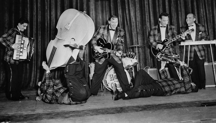 293 4 Optreden Bill Haley  His Comets