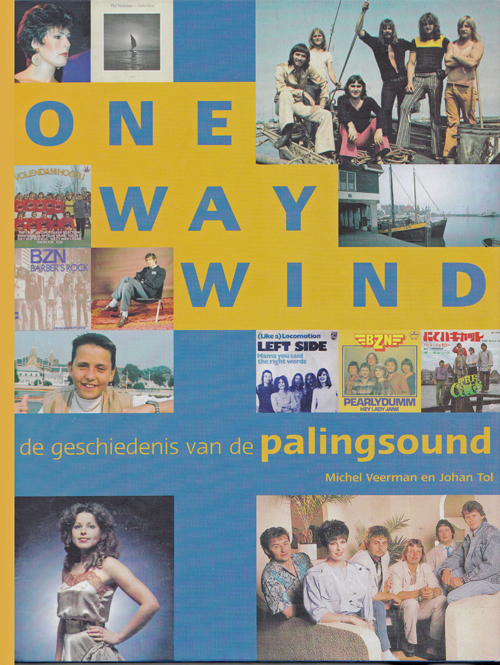 337 4 boek One Way Wind
