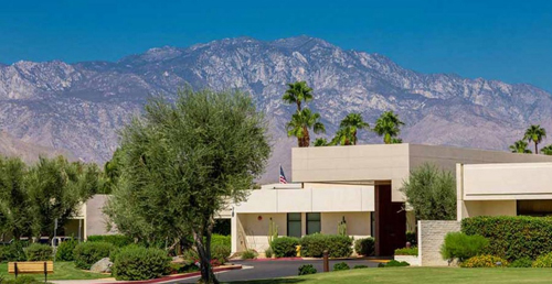 349 3 Betty Ford kliniek bij Palm Springs