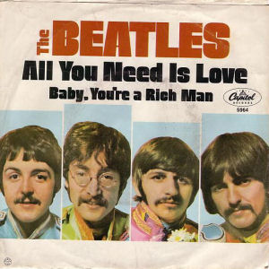 035-1 Beatles All you need is love