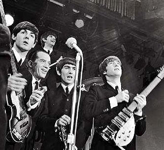 038d Beatles Sullivan 1964.02.09