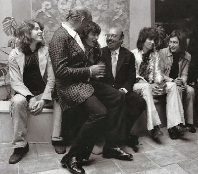 062 Ertegun 1971 Stones Barclay Cannes