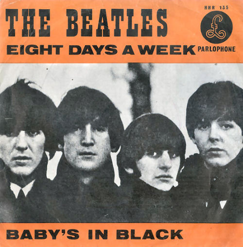 93a - Beatles Eight days a week