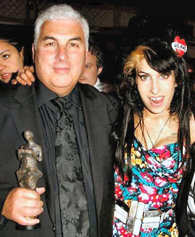 106.7 Winehouse, Ivor Novello award